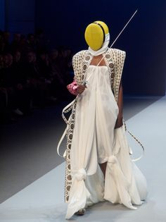 Khaled el Masri Haute Couture Spring 2010 Repinned by www.fashion.net