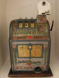 Image detail for -Antique Slot Machine Values