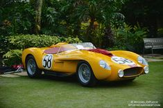 1958 Ferrari 250 Testa Rossa Serial No. 0724 TR.