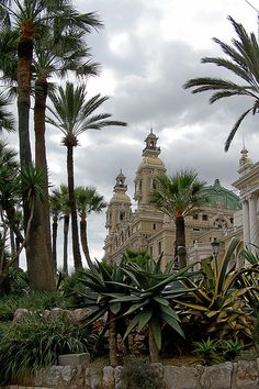 Monaco, Monte Carlo by werner_from_nowhere, via Flickr