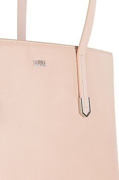 Leather shopper: 'Nadalia'