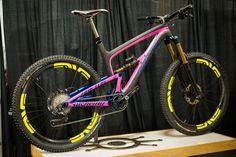 Alchemy Arktos - 2016 Trail and Enduro Bikes at Interbike - Mountain Biking Pictures - Vital MTB