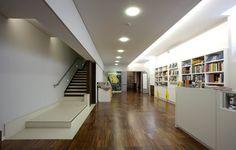 Architetto Fabrizio Cattaruzza - Nuovi Spazi Espositivi - book shop