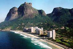 Sao Conrado Beach - Rio de Janeiro