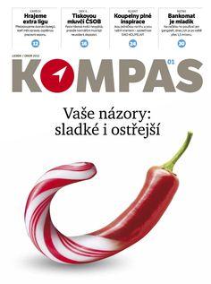 Vtipná montáž pro interní magazín ČSOB.