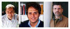 Lo que están leyendo estos tres de nuestros escritores - http://www.actualidadliteratura.com/lecturas-tres-escritores-espanoles/