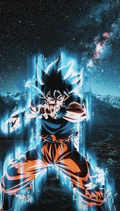 Ultra Instinct Goku  Dragonball super  Tournament of power