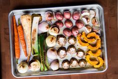 How To Roast Your Vegetables To Perfection Every Time