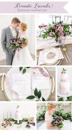 Romantic Lavender Wedding Photography: Katie Tiller Photography Florals: Blooming Hites Floral and Event Design Invitations: oh my! designs by steph Cake: Cake Envy Venue: Circle B Event Venue Calligraphy: Sweet Goldie Bee