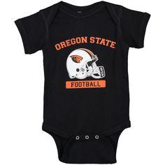 Oregon State Beavers Infant Football Bodysuit - Black - $11.99