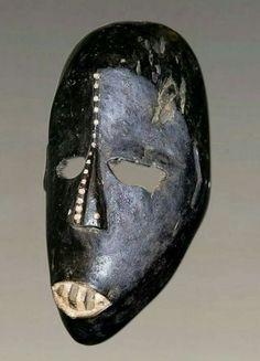 Ngbaka Mask, Congo