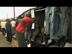 Nigerian second hand clothing industry booms