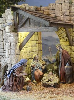 1 million+ Stunning Free Images to Use Anywhere Christmas Crib Ideas, Church Christmas Decorations, Beaded Christmas Ornaments, Christmas Wood, Christmas Carol, Christmas Crafts, Nativity Creche, Nativity Stable, Christmas Nativity Scene