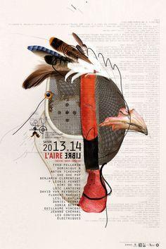 Le Jardin Graphique, un colectivo con espíritu creativo | Singular Graphic Design