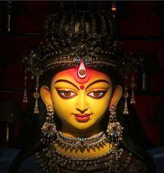 The sacred art as an offering to the Gods, and joy of men website page counter Durga Maa Paintings, Durga Painting, Lord Shiva Painting, Lord Durga, Durga Ji, Durga Goddess, Lord Ganesha, Divine Mother, Mother Goddess