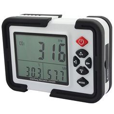 HT-2000 Portable 9999ppm CO2 Meter Monitor Detector Gas Analyzer Temperature Relative Humidity Test
