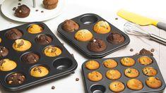 De Sareva springvorm heeft een diameter van 26 cm, dat goed is voor zo'n 8 stukjes taart. Je kunt de Sareva springvorm het beste schoonmaken met een sopje en daarna direct afdrogen. Hier wil je toch beslag op leggen?! Griddle Pan, Muffin, Breakfast, Food, Morning Coffee, Grill Pan, Essen, Muffins, Meals