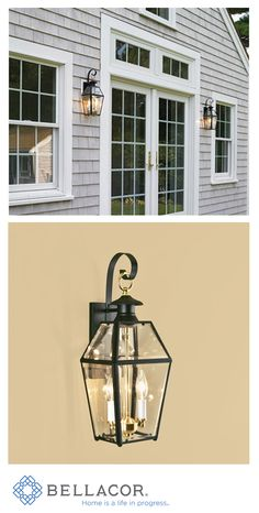 Outdoor Lighting Guide When Installing Two Lights On