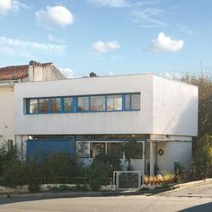 Villa - architecture royan 1950 (4)