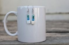 Hey, I found this really awesome Etsy listing at https://www.etsy.com/listing/235617453/dangle-shell-earrings