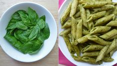 Here's how to handle that bumper crop of basil (including a new pesto)