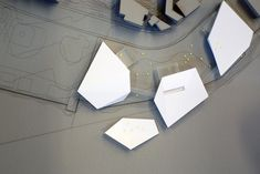 Architectural Model   Performing Arts Center   AAL Design Lab
