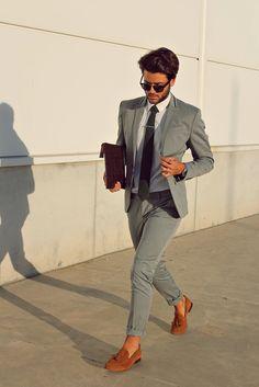 Gentlemen's Guide: 10 Best Corporate Attire for Men - Outfit & Fashion Mens Fashion Blog, Mens Fashion Suits, Style Fashion, Fashion Details, Fashion Menswear, Girl Fashion, Fashion Sale, Fashion Outlet, Paris Fashion