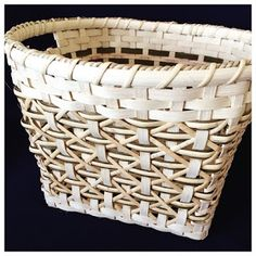 Baskets and more......: February Guild Weave