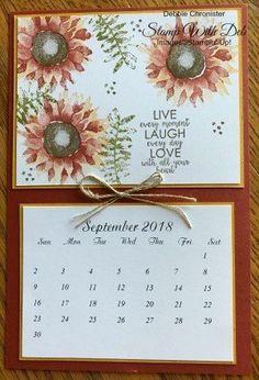 2018 Calendar -September