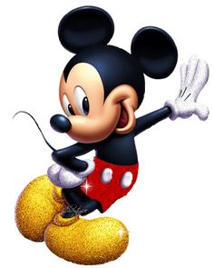 A Glitter Graphics image from glitter-graphics.com _ Walt Disney Mickey Mouse _ JUANITA PEACHLAND ♡ ♡ ♡ ♡