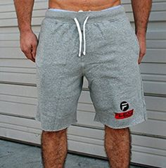 Gym Shorts Sweatshorts Bodybuilding Pants Joggers Gym Pants Gym Sweat Gray Large -- You can find more details by visiting the image link. Mens Gym Shorts, Gym Pants, Running Shorts, Workout Shorts, Best Joggers, Muscular Men, Bodybuilding Training, Athletic Outfits, Mens Fitness