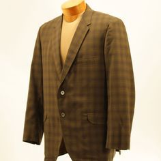 This suit coat would be worn by Seaweed. The darker the color the better Hairspray Costume, Mccalls Patterns, Mad Men, Seaweed, Suit Jacket, Costumes, Blazer, Trending Outfits, Coat