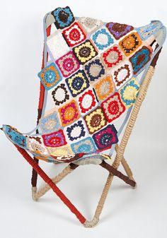 Moschino cadeira quadrado avó