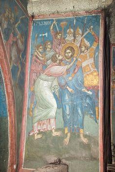 BLAGO   BLAGO : Decani : 39a Betrayal of Judas