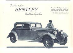 Bentley sports coupe