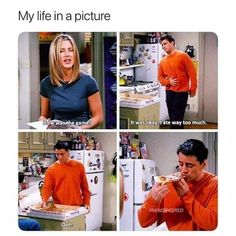 _friends_memes for more laughter . Friends Funny Moments, Funny Friend Memes, Friends Cast, Friends Episodes, Friends Series, Friends Tv Show, Funny Relatable Memes, Laughter Friends, Best Tv Shows