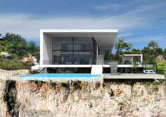 Villa designed by CC Dimenions and Lifestylehouse