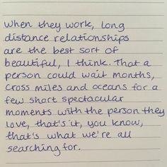 The distance drives me bonkers but he is the best man I know. Epic Quotes, Book Quotes, Inspirational Quotes, Long Distance Relationship Quotes, Distance Relationships, Beautiful Quotations, Divorce, Marriage, Distance Love