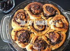 ~Java Chip Cinnamon Rolls! | Oh Bite It