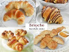 Biscotti, Croissant, Finger Foods, Doughnut, Bread, Desserts, Recipes, Cakes, Gastronomia