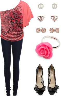 """looking trendy"" by karlibugg ❤ liked on Polyvore"