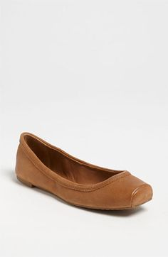 Just ordered these, soooo cute in person!  Lucky Brand Santana Flat available at #Nordstrom