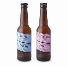 Tickety Brew - Designed by Carter Wong | Country: United Kingdom #packaging #creative #design