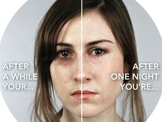 This Horrifying Infographic Shows What Sleep Deprivation Can Do To You