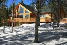 Klondike lV by True North Log Homes