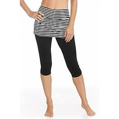 iEFiEL Women Swimming Shorts Rash Guard Board Shorts Swim Capris Surfing Tights Pants Sun Protective