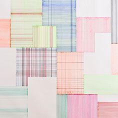 Joan Salo, pen on canvas Salo_Untitled