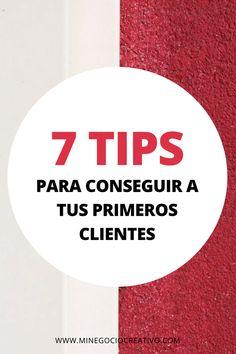 """7 ideas """"low-cost"""" para emprendedores creativos para encontrar nuevos clientes y aumentar sus ventas #negocio #emprendimiento #clientes #ventas"""
