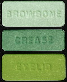 Wet n Wild Color Icon Eyeshadow Trio I Dream Of Greenie-2.jpg