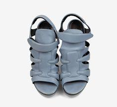 Balenciaga Periwinkle Sandal